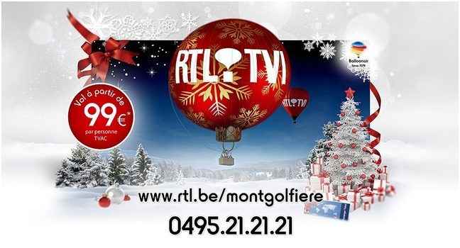 Montgolfière<br>RTL